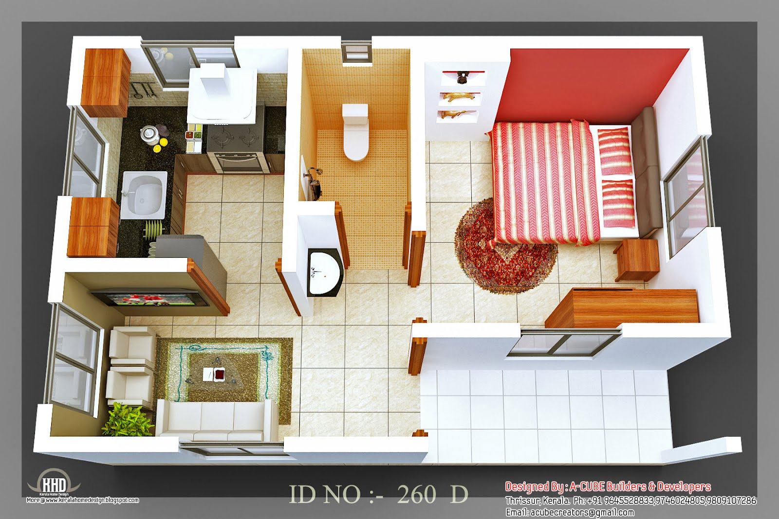 House Plan Indiaplanhome Plans Ideas Picture 3d House Plans Canada